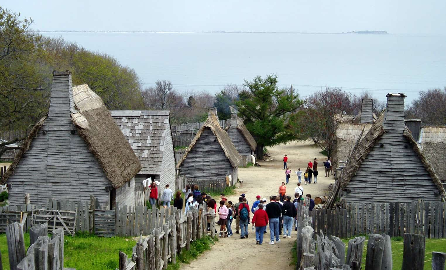 Visit the Plimoth Plantation & Enjoy